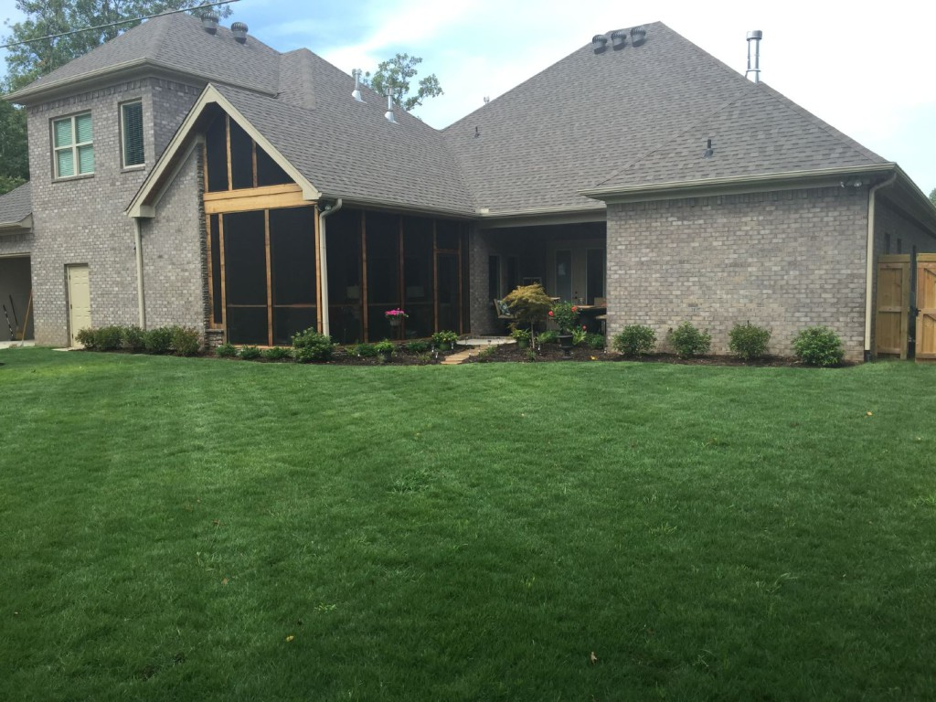 a healthy and beautiful lawn is the goal of all our of customer relationships
