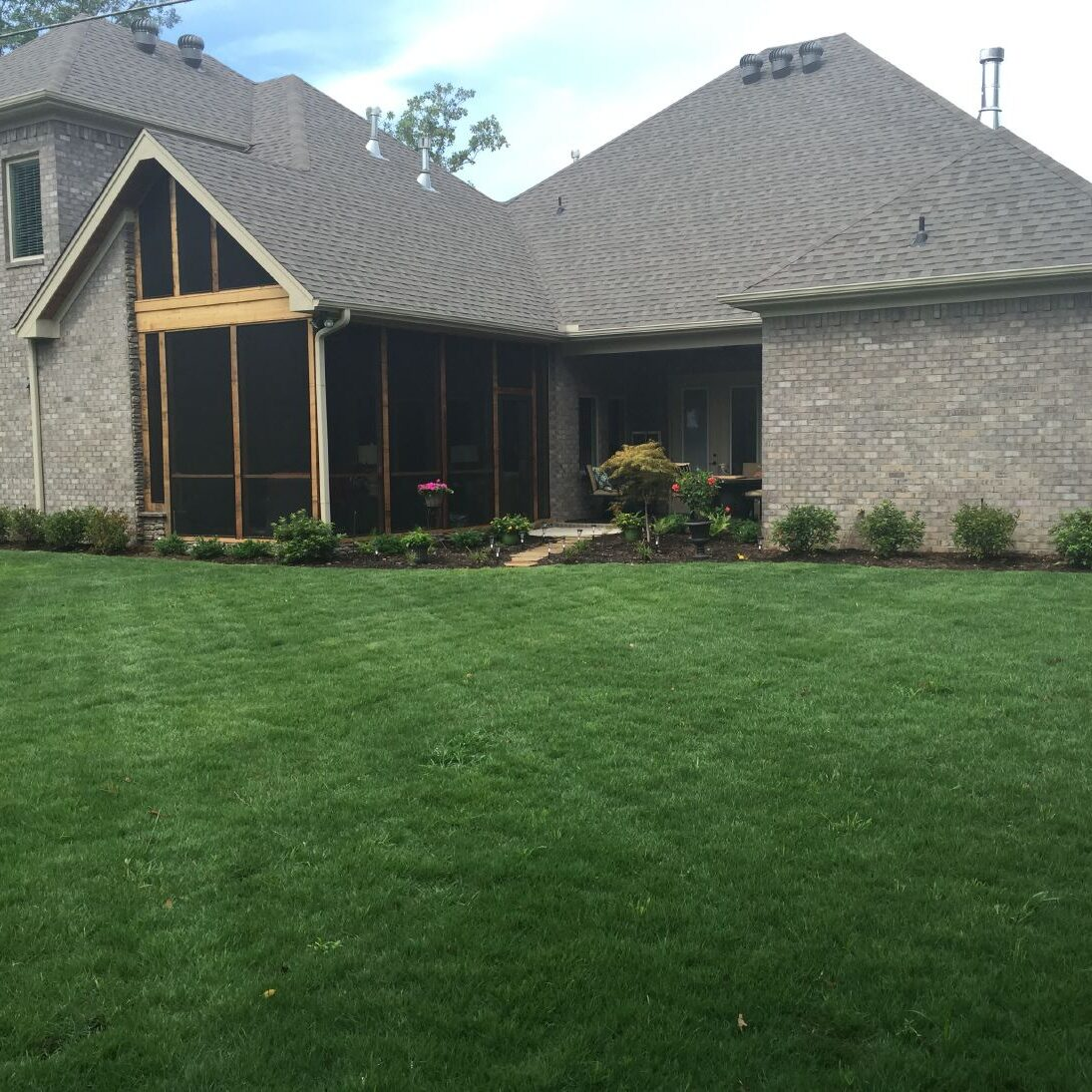 We'd love to discuss your lawn and landscape needs across Central Arkansas